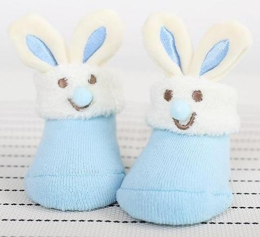 Warm Cute Rabbit  Baby Socks