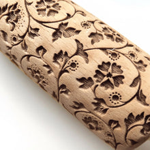 Flower Embossed Rolling Pins