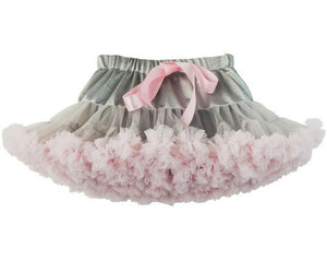 Girls Fluffy Tuile Tutu Skirt