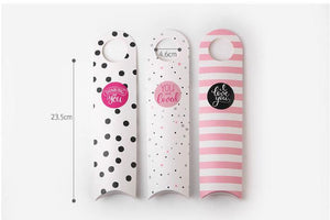 Polka Dots & Stripes Gift Boxes