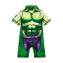 Superhero Toddler Boys Swimsuit