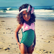 Little Mermaid Girl Swimsuit