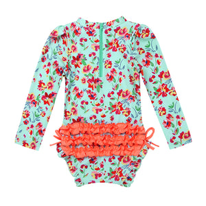 Baby & Toddler Floral One Piece