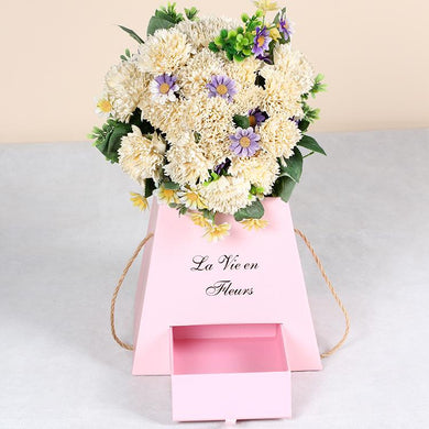 Paperboard Flower Box