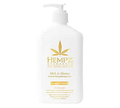 Hempz Milk and Honey Lotion