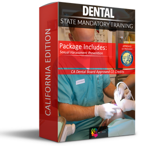 California Dental Industry Faces New Mandatory Training Requirements In 2020 That Could Cost Business Owners Thousands.