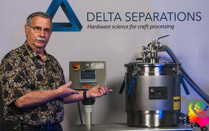 Cannabis Equipment & Managing Production, Delta Separations - myCEcourse