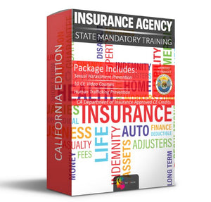 California - Insurance CE Package #5 - myCEcourse