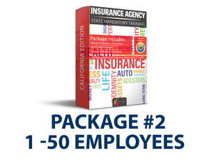 California - Insurance CE Package #2 - myCEcourse