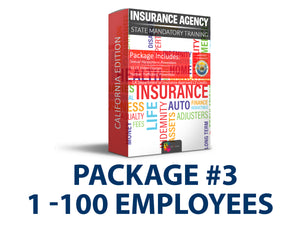 California - Insurance CE Package #3 - myCEcourse