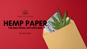 The Environmental Benefits of Hemp: Hemp Paper