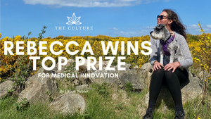 Rebecca Wins Top Prize For Medical Innovation 2019!!
