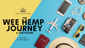 GUEST BLOG - Our CBD Journey, Our Hemp Dream, Our Future - By Gioia Brogioni