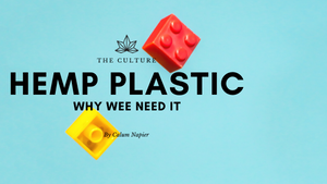 Why The World Needs Hemp Plastic