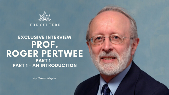 The Wee Hemp Company's Interview with Professor Roger Pertwee | Part 1 - An Introduction