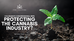 What Are Colorado's Congressional Reps Doing to Protect the Marijuana Industry?