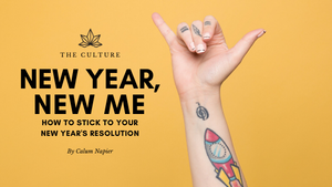 New Year, New Me - How To Stick To Your New Year's Resolution