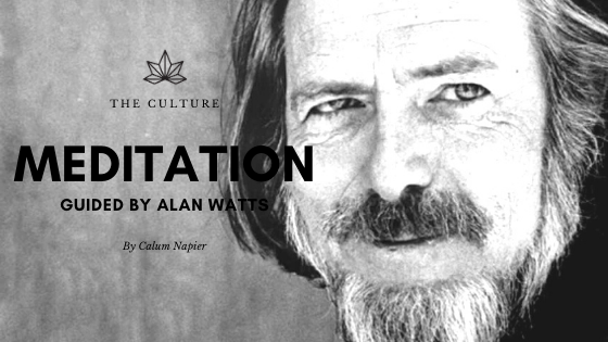 A Guided Meditation From Alan Watts