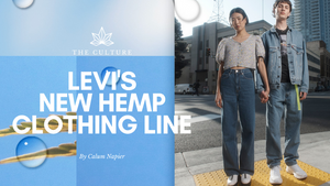 Levi's Go Hemp For New Sustainable Collection