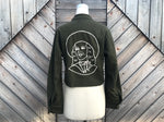 Fort Lonesome Cowgirl Military Jacket