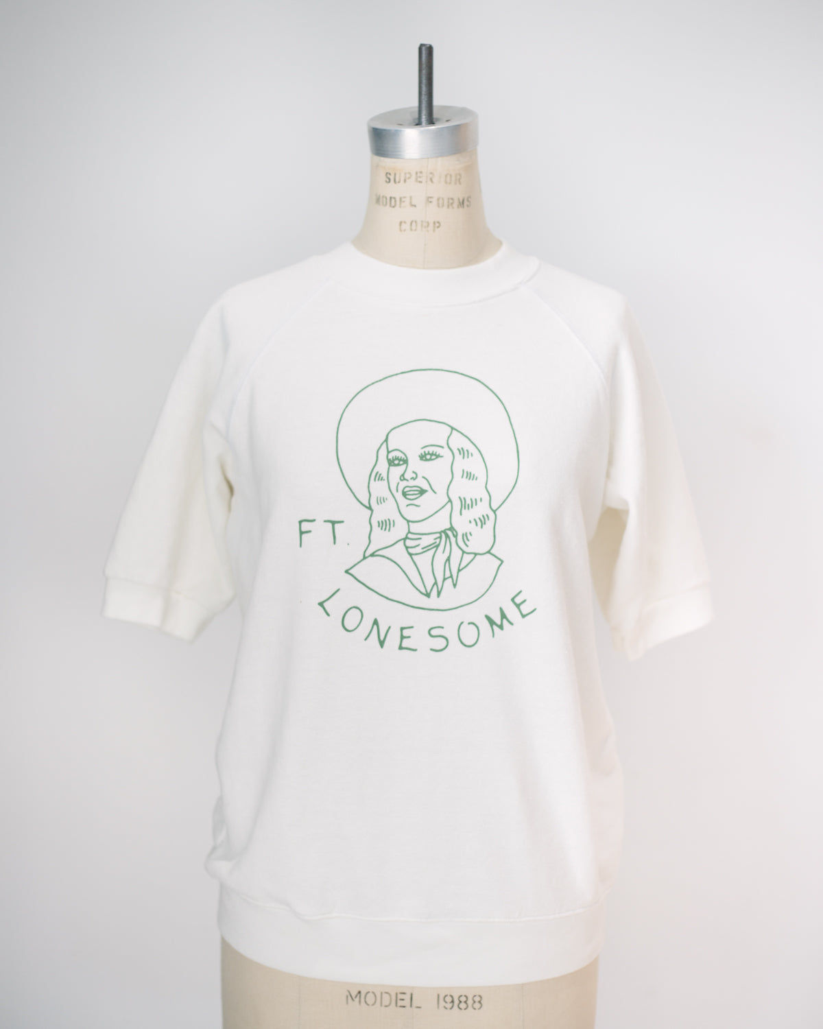 Jungmaven + Ft Lonesome Hemp-Blend Sweatshirt