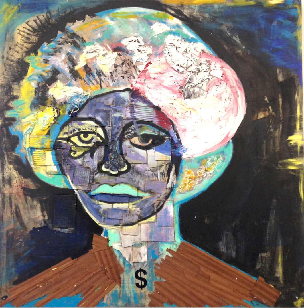 M/othership - Portrait of Angela Davis