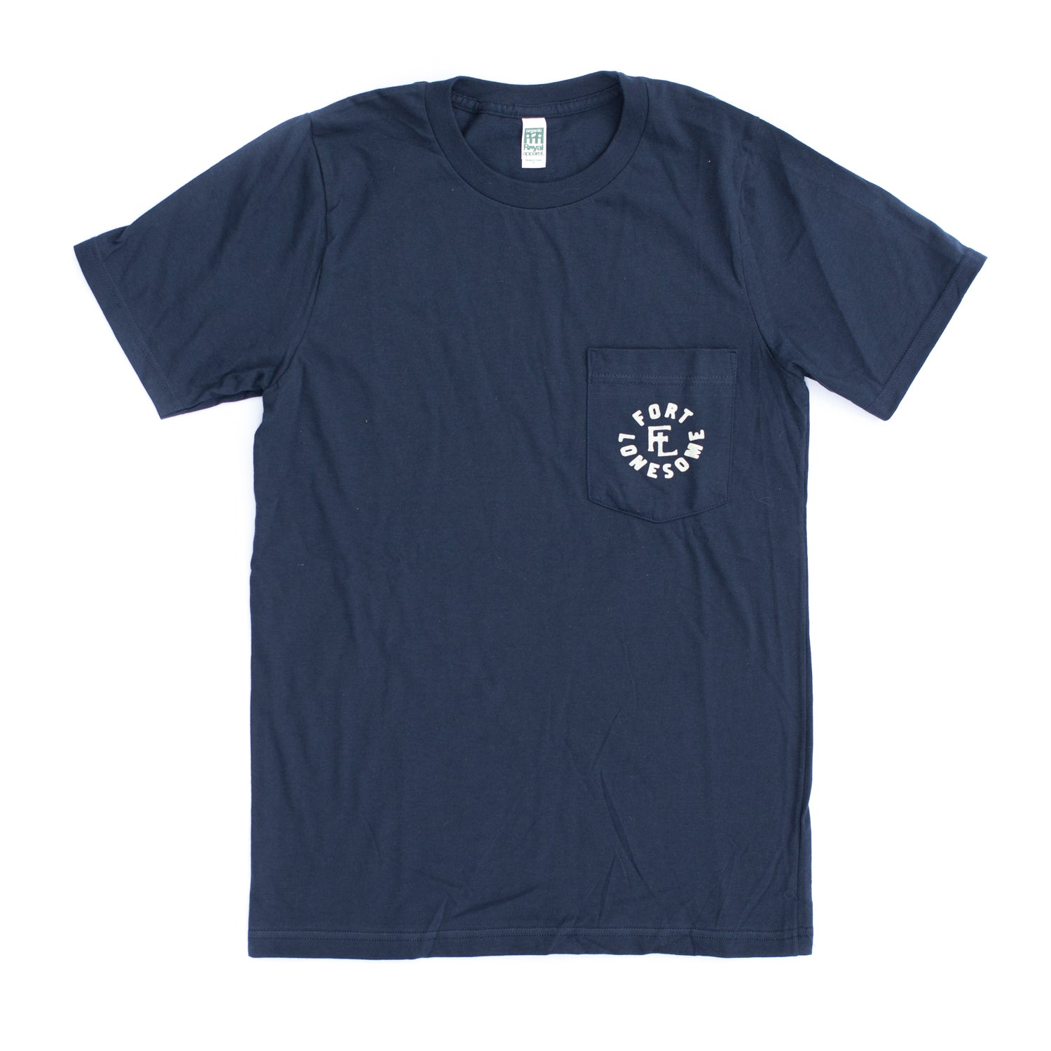 Fort Lonesome Pocket Tee