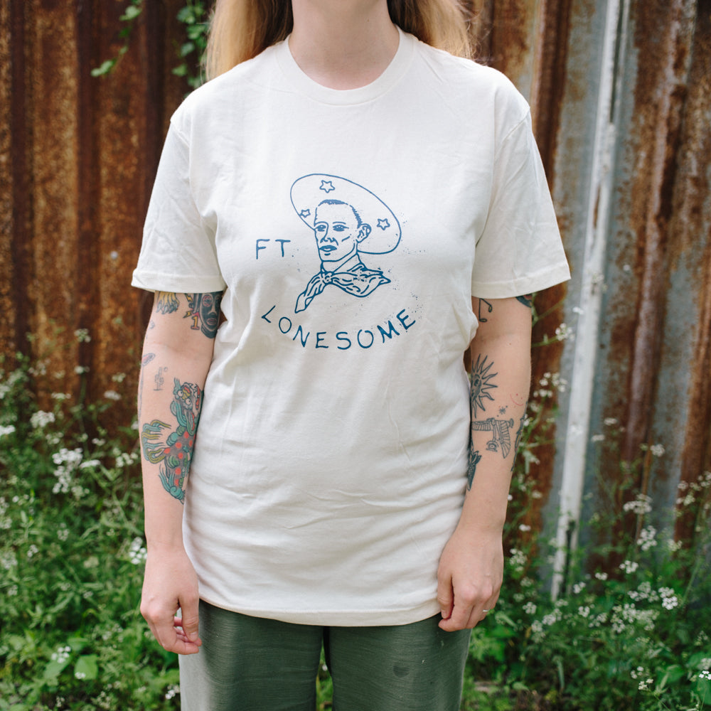 Fort Lonesome Logo Tee