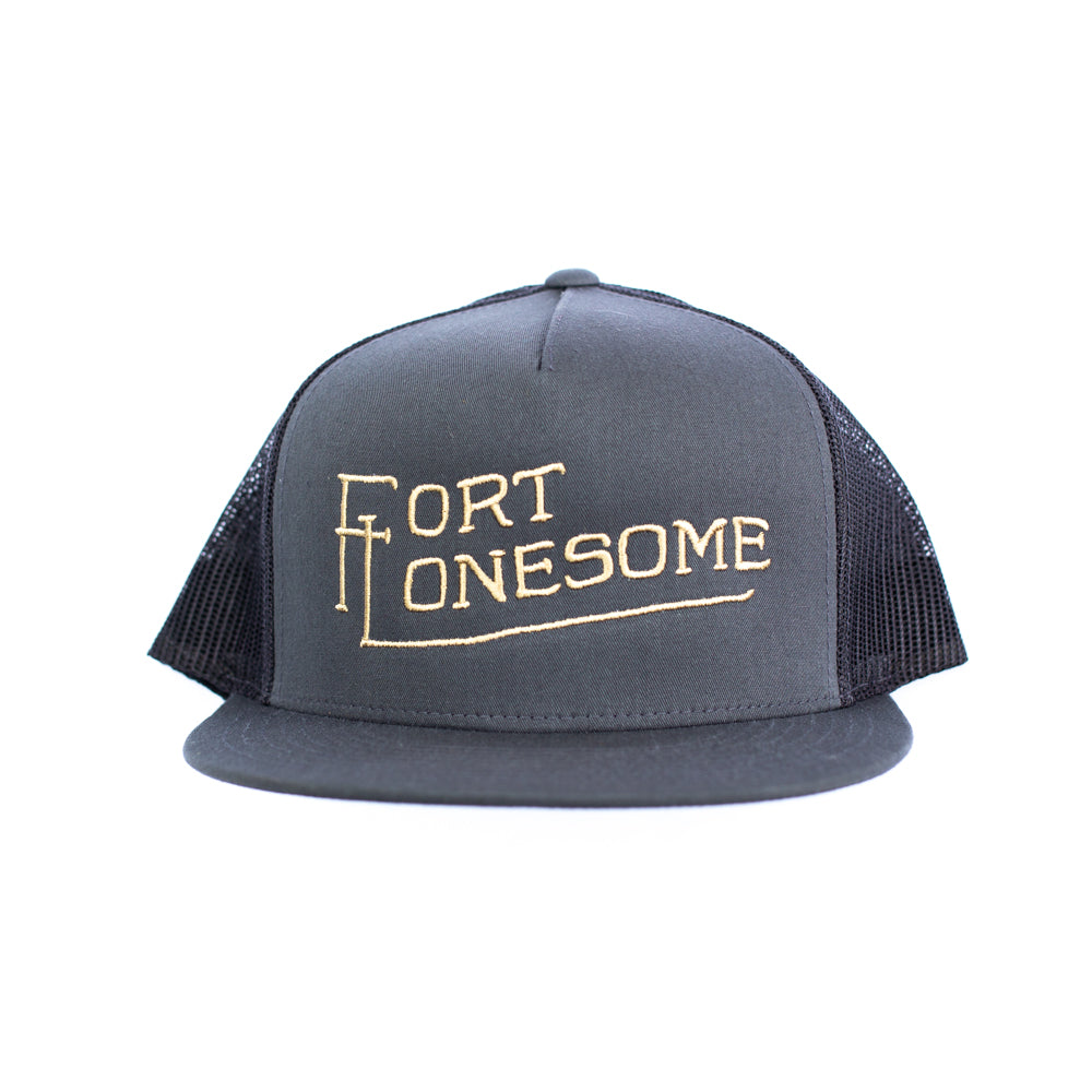 Fort Lonesome Trucker Hat
