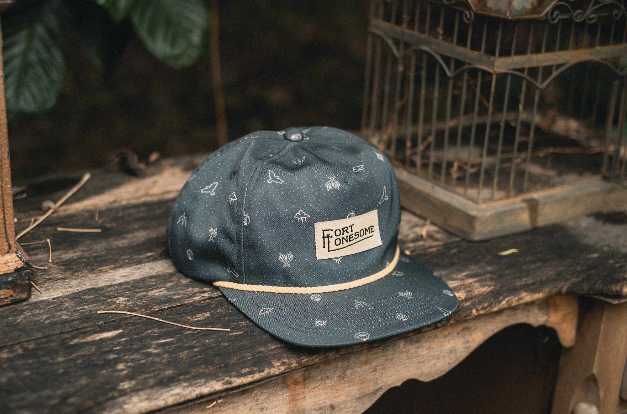 Ft Lonesome x Howler Bros SnapBack Cap