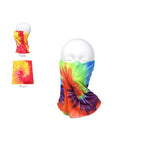 Tie-Dye Tube Face Mask