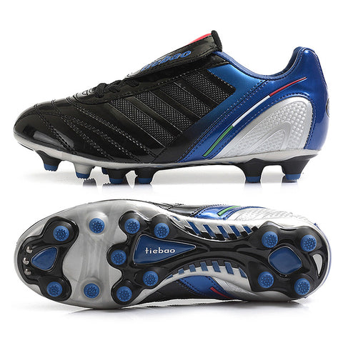 c803a83fa TIEBAO Professional Outdoor Soccer Shoes H & A Sole Football Boots Men  Women Athletic Training Soccer