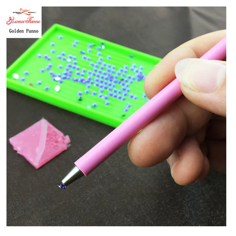 DIY Embroidery Diamond Mosaic Pen - The Dome Inc.