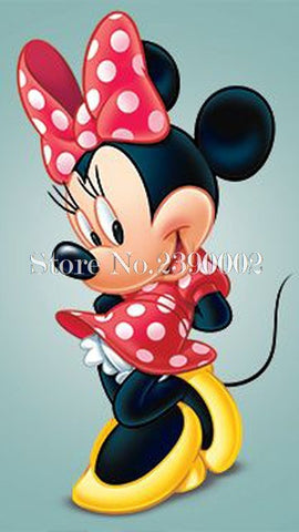 DIY Diamond Painting - Minnie Mouse 13