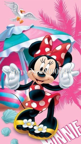 DIY Diamond Painting - Minnie Mouse 11