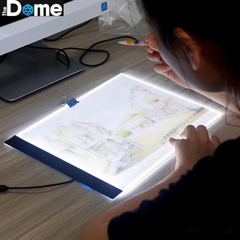 Ultra-Thin Diamond Painting LED Pad - The Dome Inc.