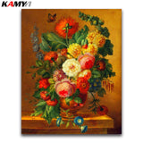 DIY Diamond Painting - Bucket Flowers 11