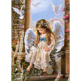 DIY Diamond Painting - Baby Angel 2