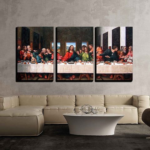 DIY Diamond Painting - Last Supper by Leonardo da Vinci - The Dome Inc