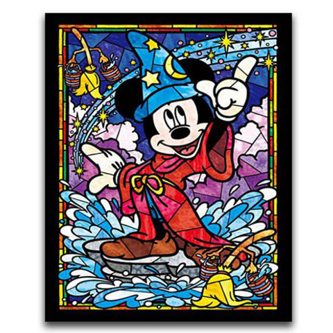 DIY Diamond Painting - Mosaic Mickey Mouse