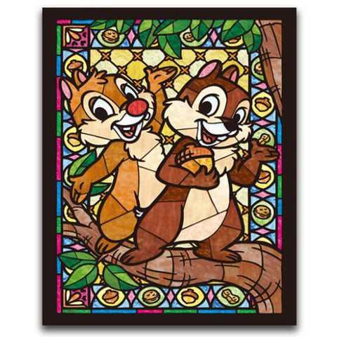 DIY Diamond Painting - Mosaic Chipmunk 2