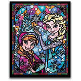 DIY Diamond Painting - Mosaic Elsa
