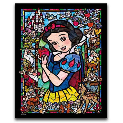 DIY Diamond Painting - Mosaic Snow White
