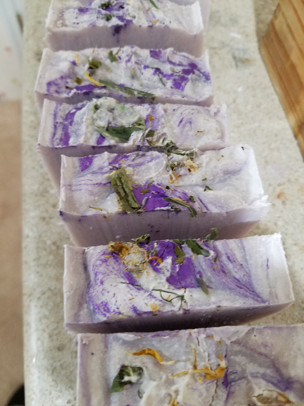 Lavender & Peppermint Bar Soap