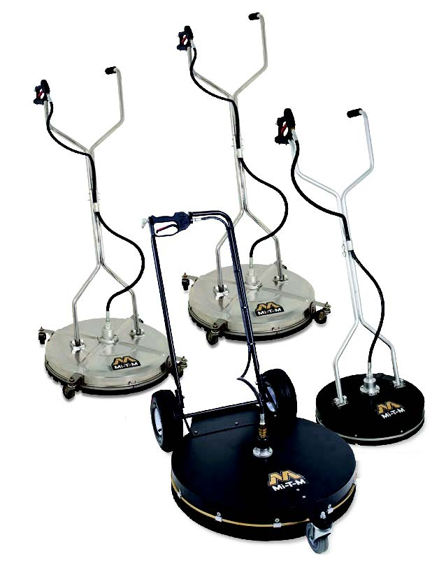 Rotary Surface Cleaners