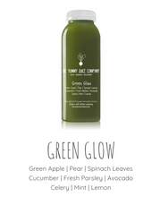 One Day Juice Cleanse Green Glow (5 x 330ml)