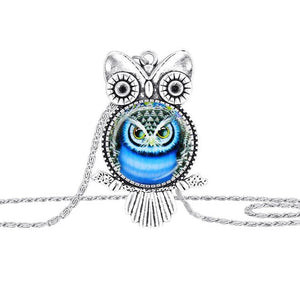 Exotic Owl Jewelry