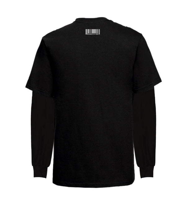Hi-Fi Double Sleeved T-Shirt