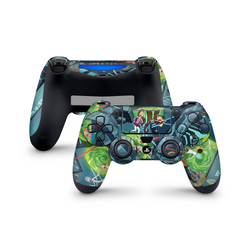 PS4 Controller Skin {Custom} Sticker Vinly Decal Cover for Sony PlayStation 4 DualShock Wireless Controller