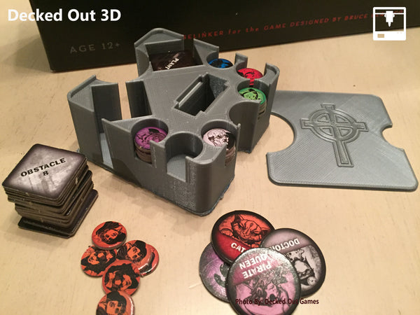 Widows Walk Organizer for Betrayal At House On The Hill